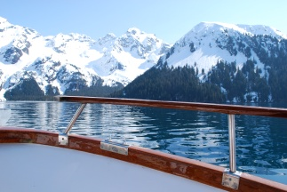Spring Sailing in Alaska