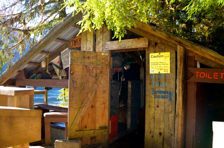 Bishop Bay Hot Spring House