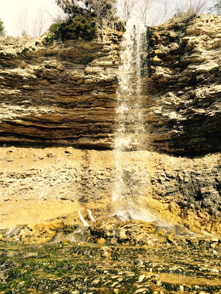 Warm Waterfall
