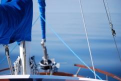 Healing thru Art, Smooth Sailing in the Gulf of Alaska